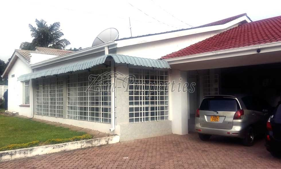 House For Sale In Greenside Mutare 4 Bedrooms Zim